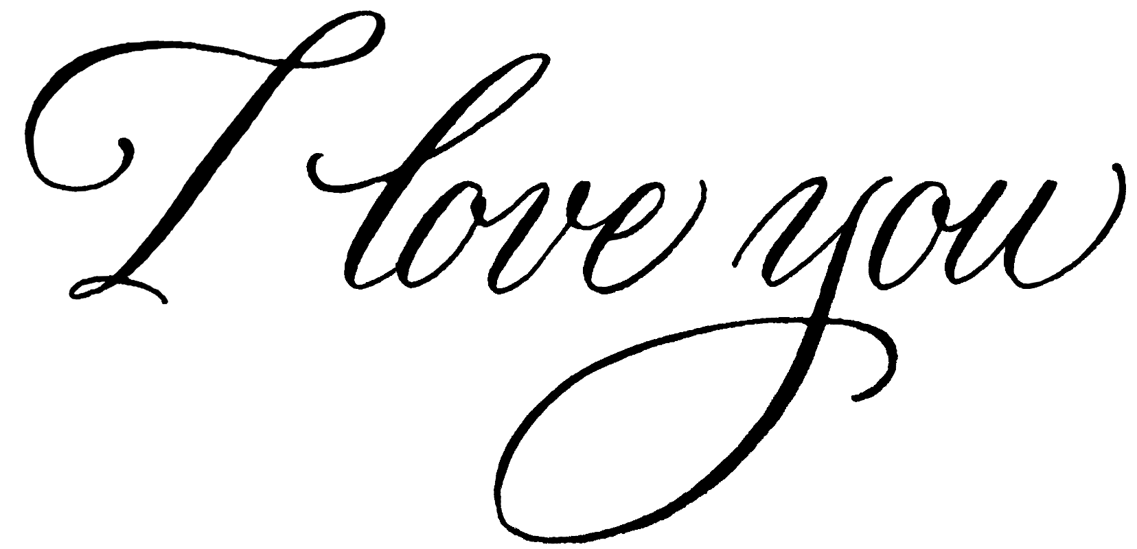 I love you sally sanders calligraphy design I love you calligraphy